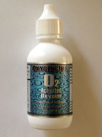 O₂ Activated Oxygen 4 oz. 25% and 35% ONLY
